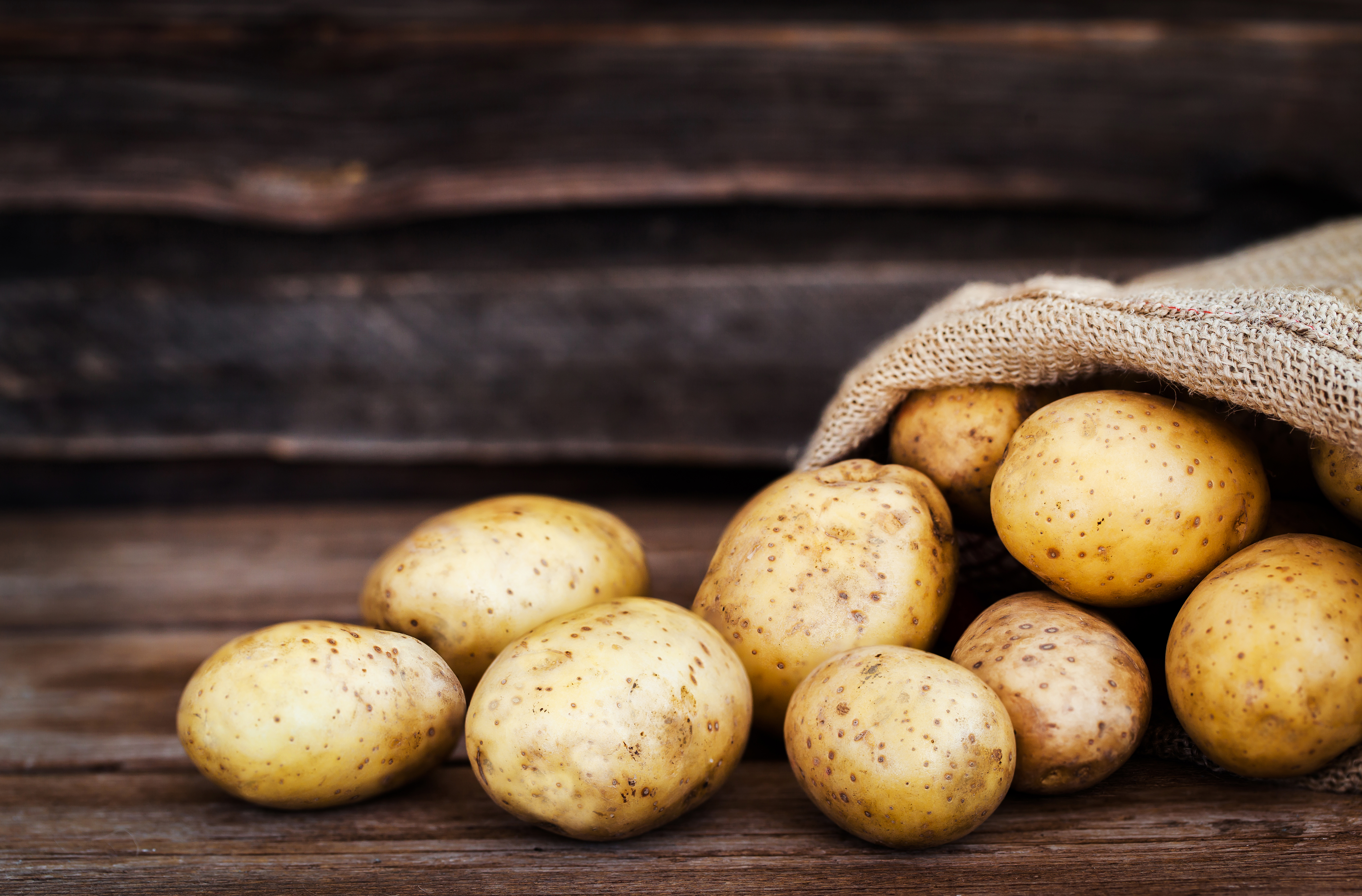 what vegetables can you eat on potato diet