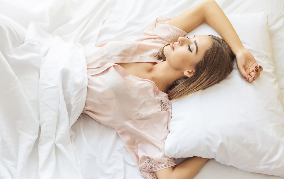 sleeping in good for women's health
