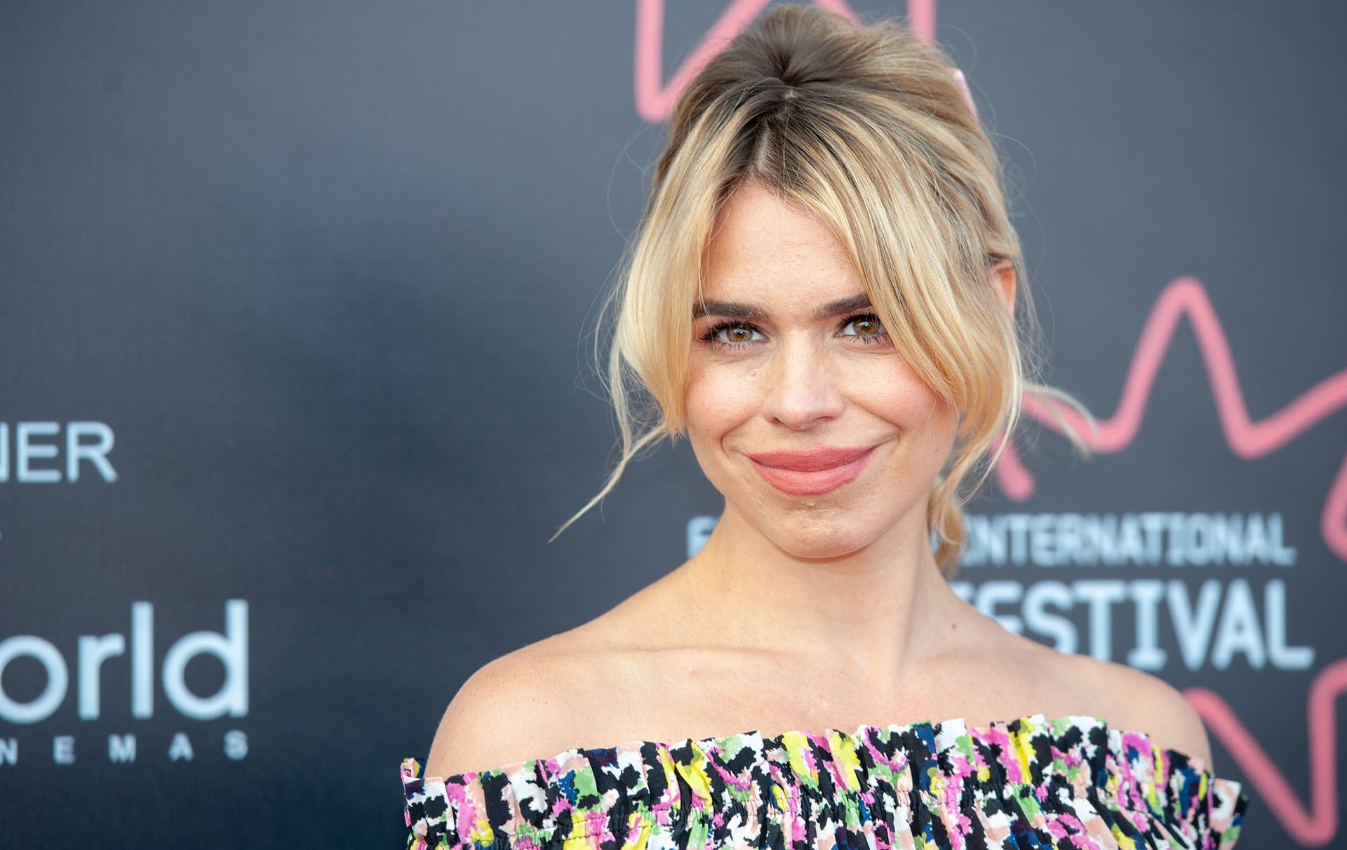 Billie Piper Welcomes Baby Girl With Partner Johnny Lloyd