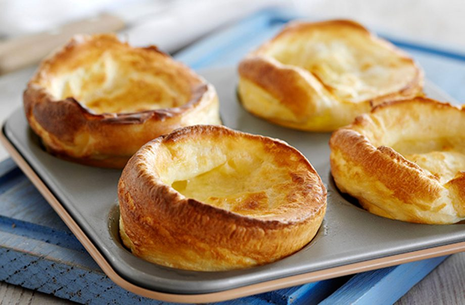 Yorkshire Pudding For 2 >> Hairy Bikers Yorkshire Pudding