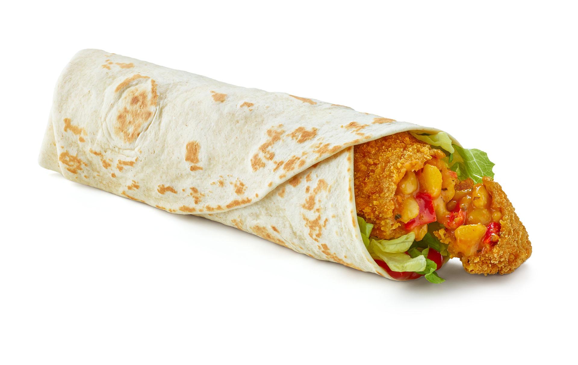 McDonald's veggie happy meal