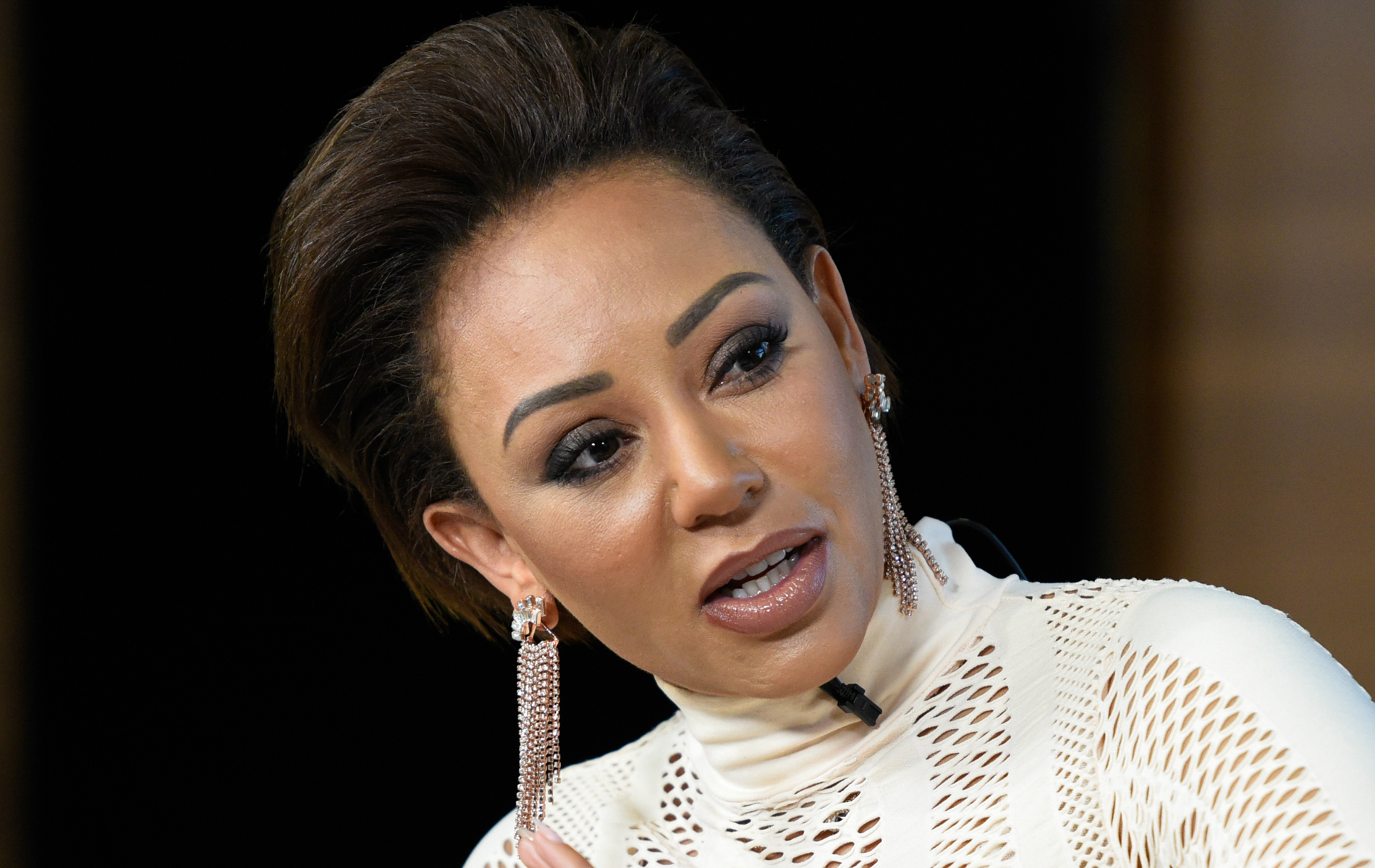 Mel B Opens Up About Undergoing Extreme Vaginal Scraping