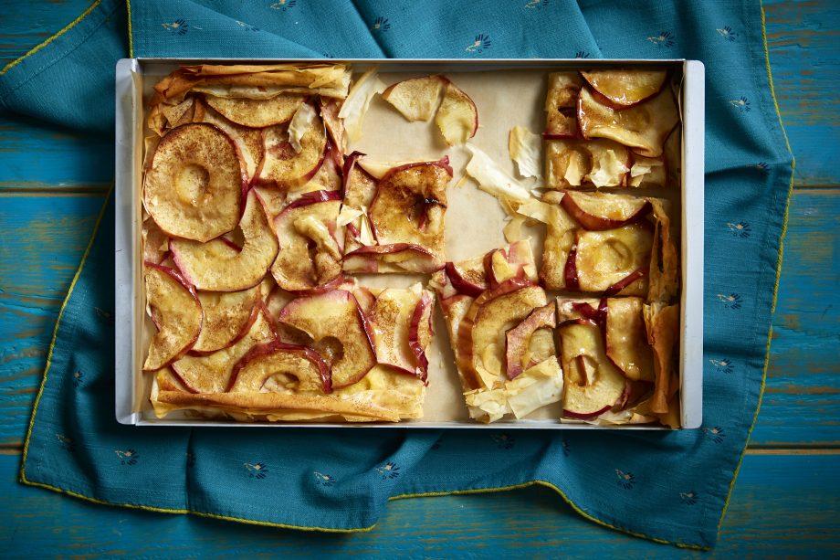 Apple Filo Pastry Tart   Dessert Recipes   GoodtoKnow