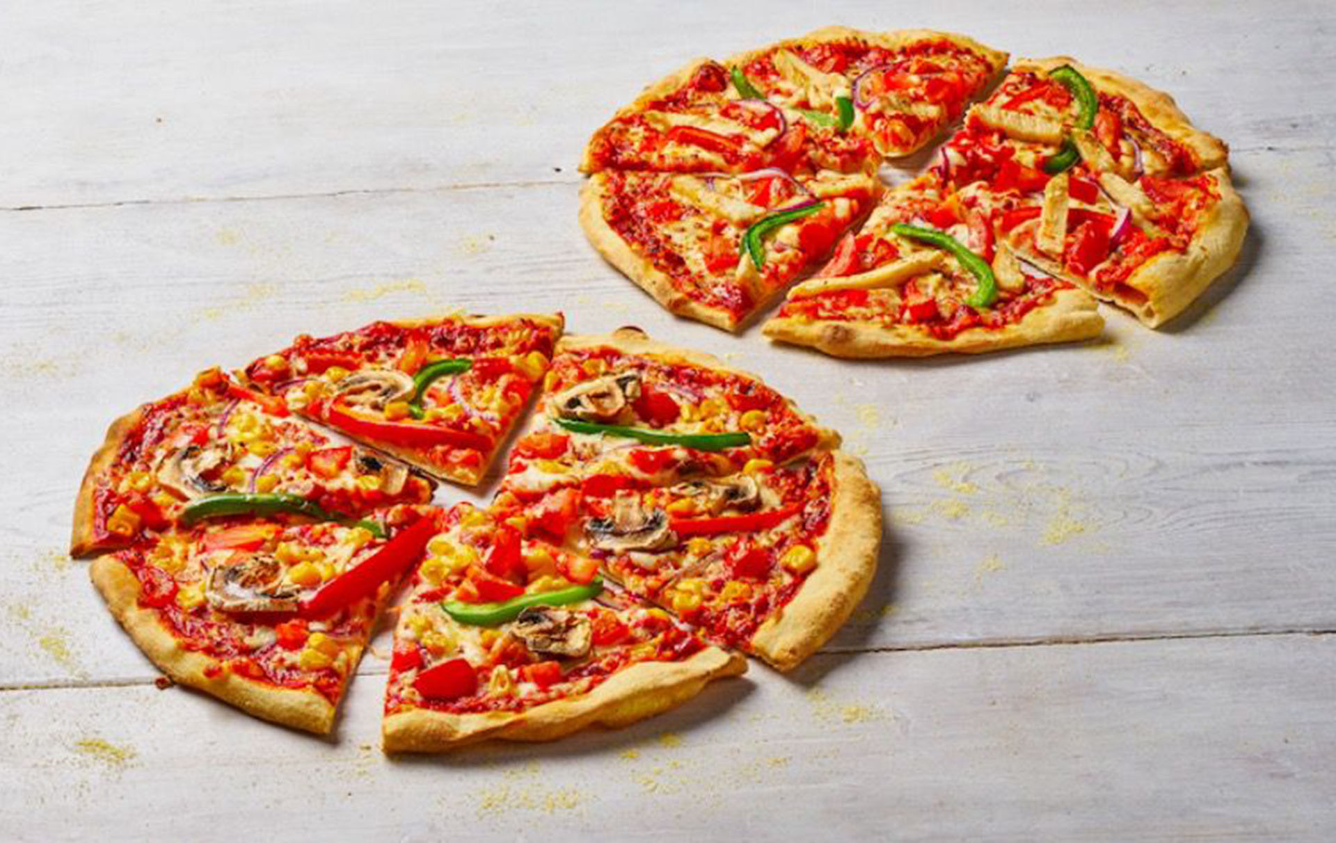 dominos launch healthier pizzas