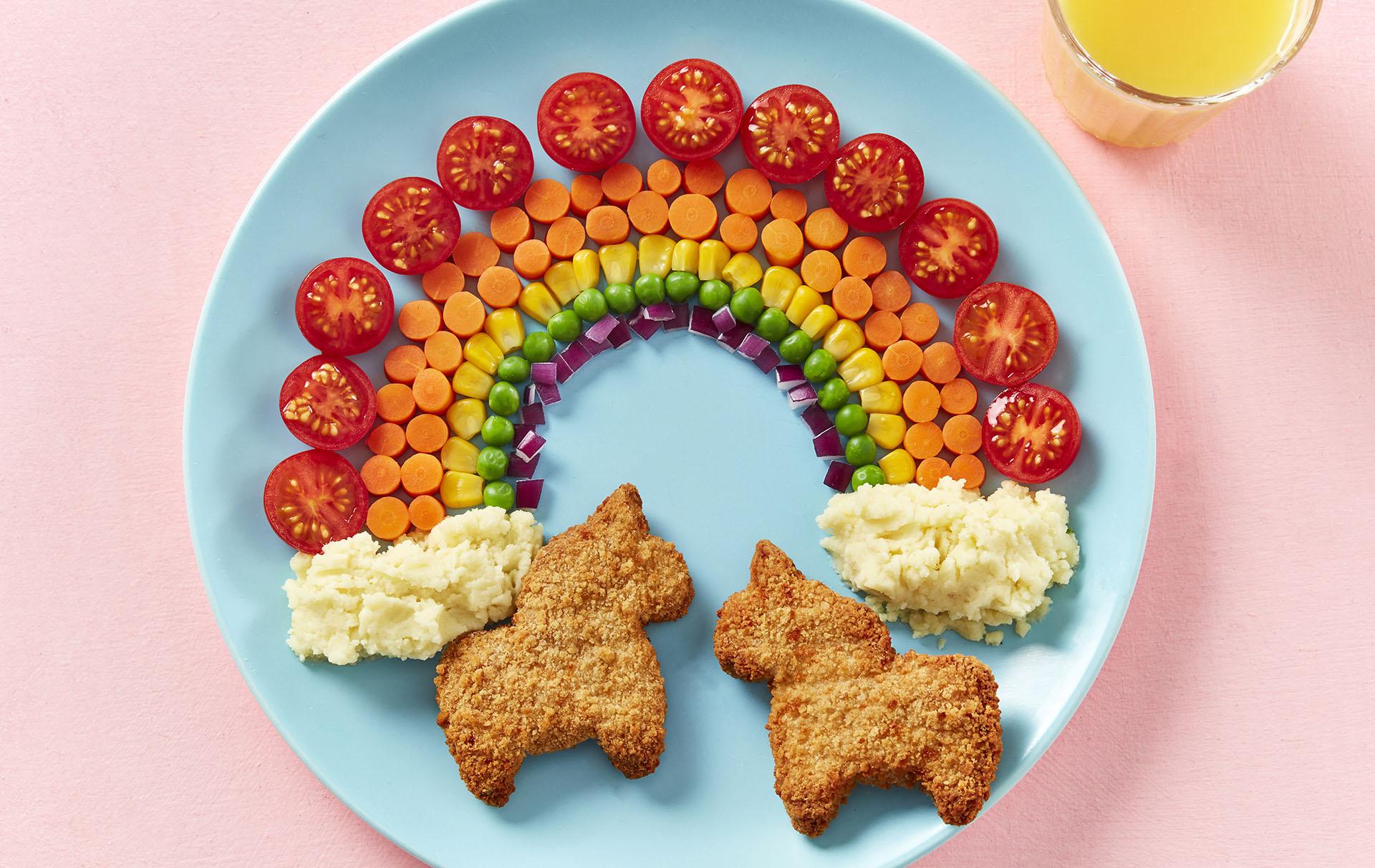 Iceland unicorn turkey nuggets
