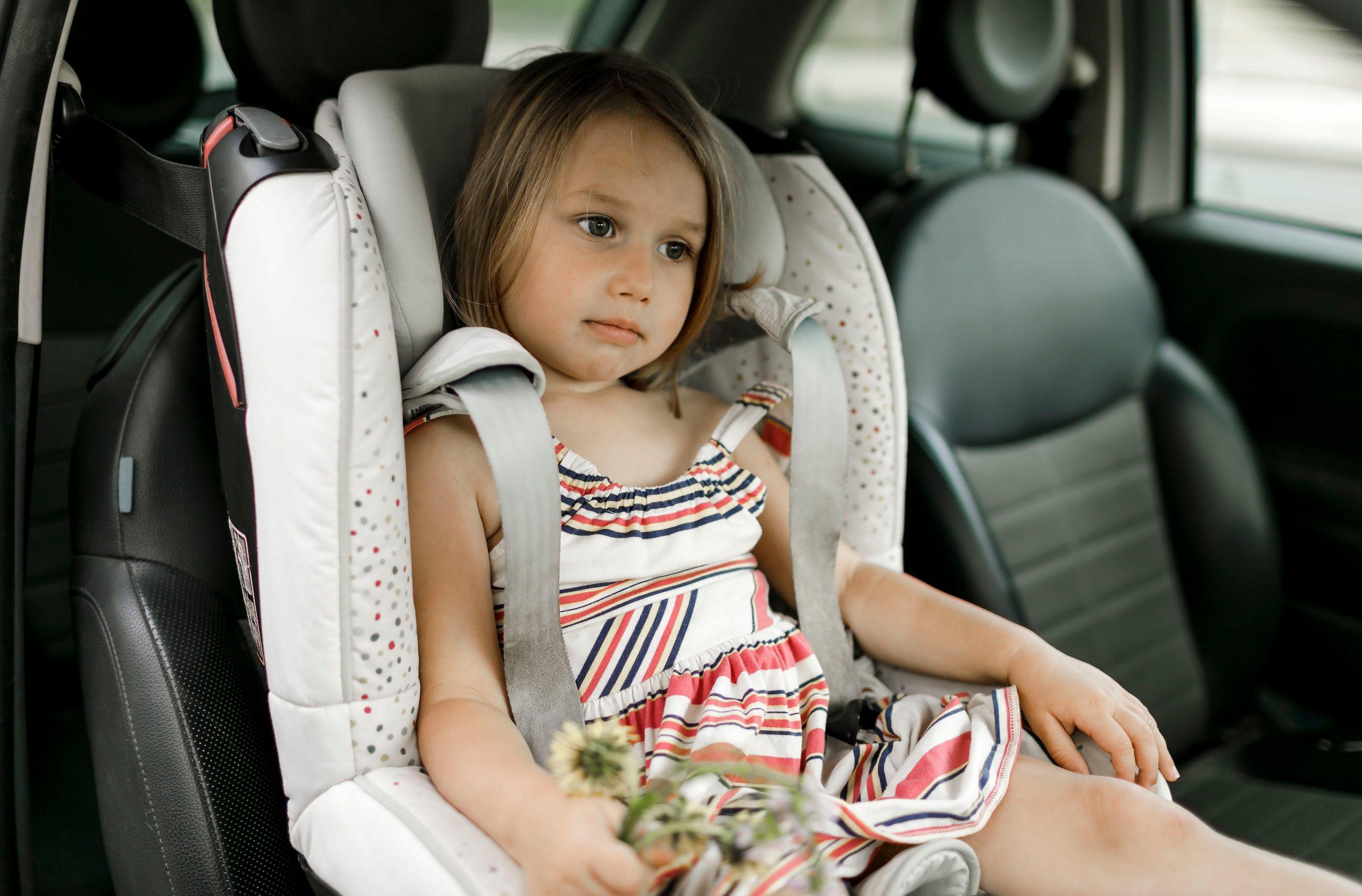 car seat mistake