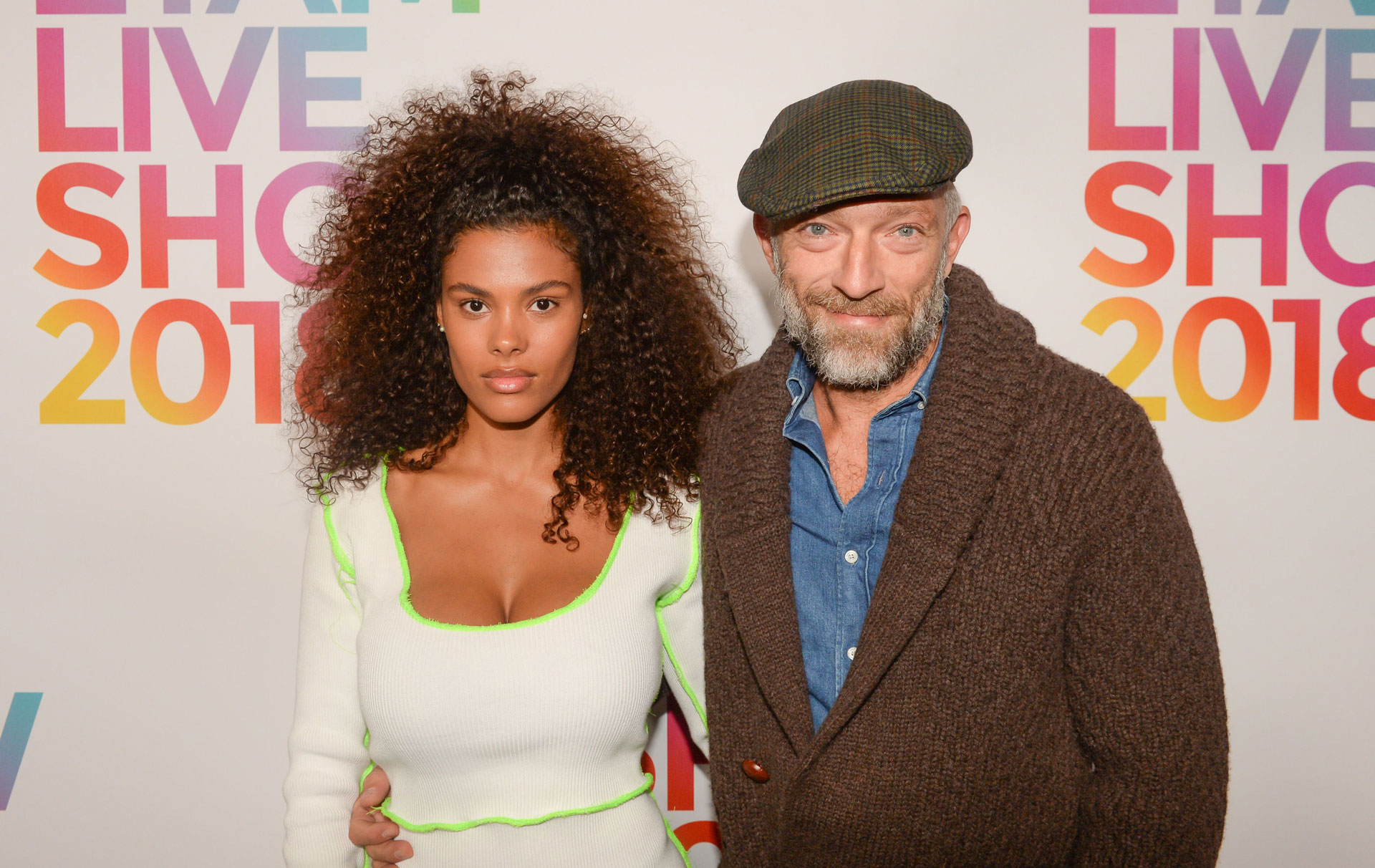 Actor Vincent Cassel And His Tina Kunakey Are Expecting