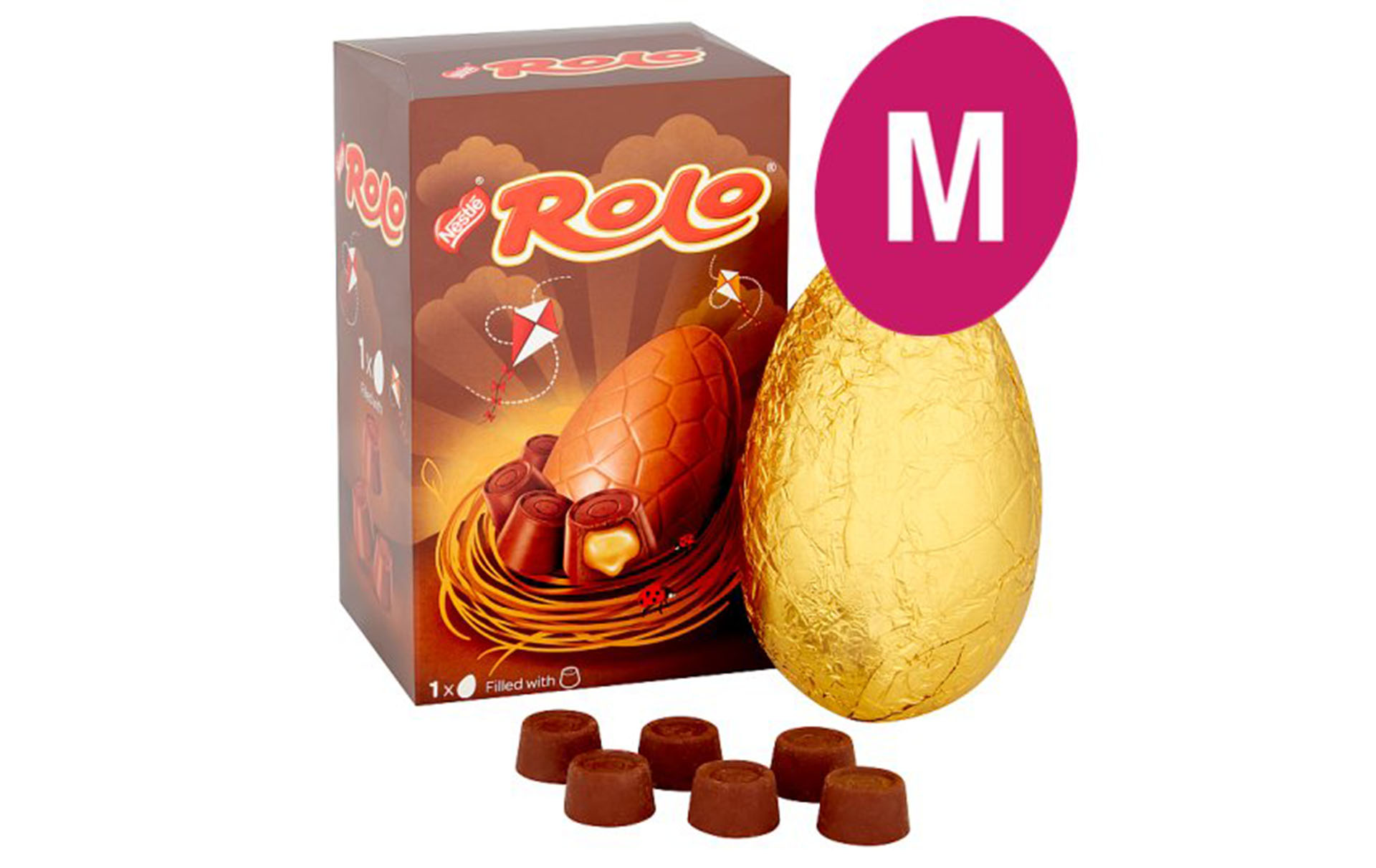 tesco half price easter eggs