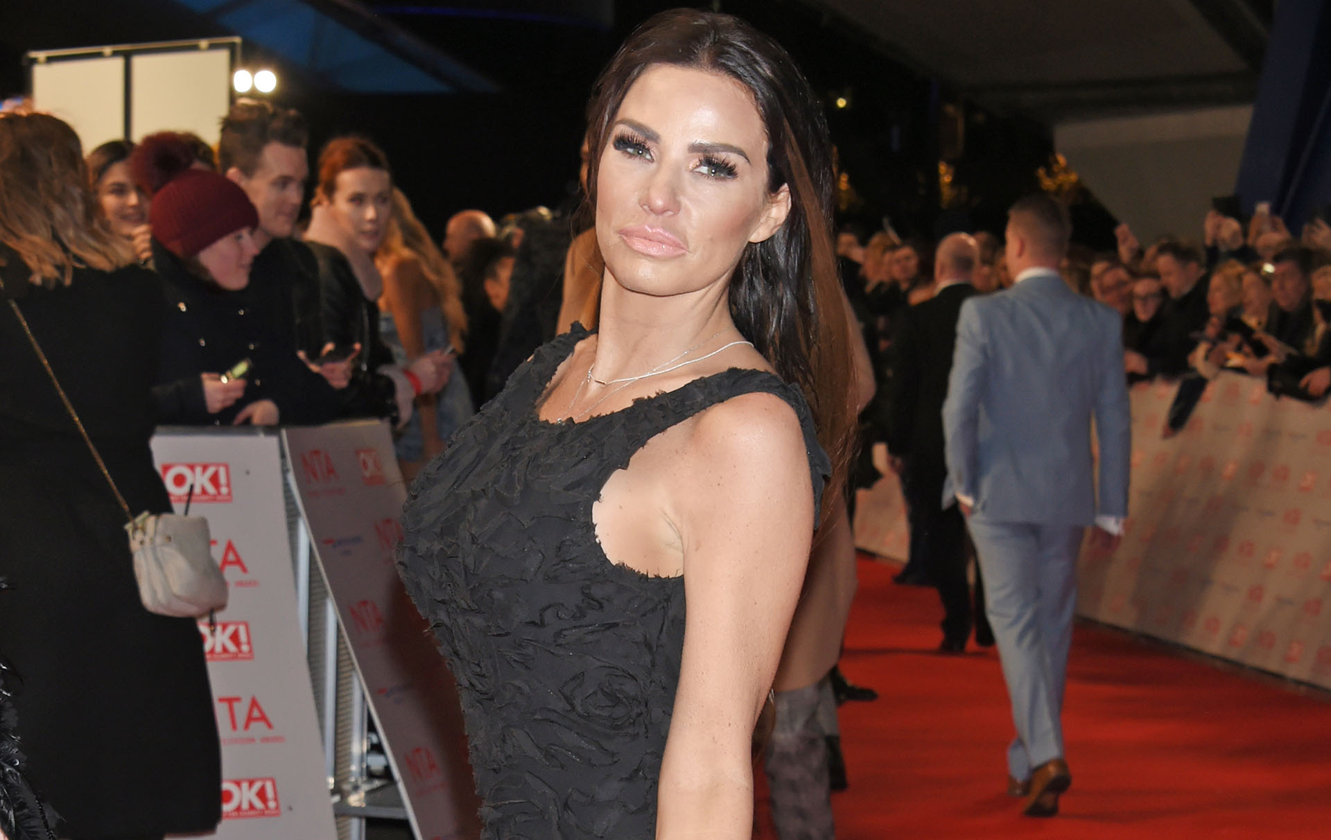 katie price launches clothing line