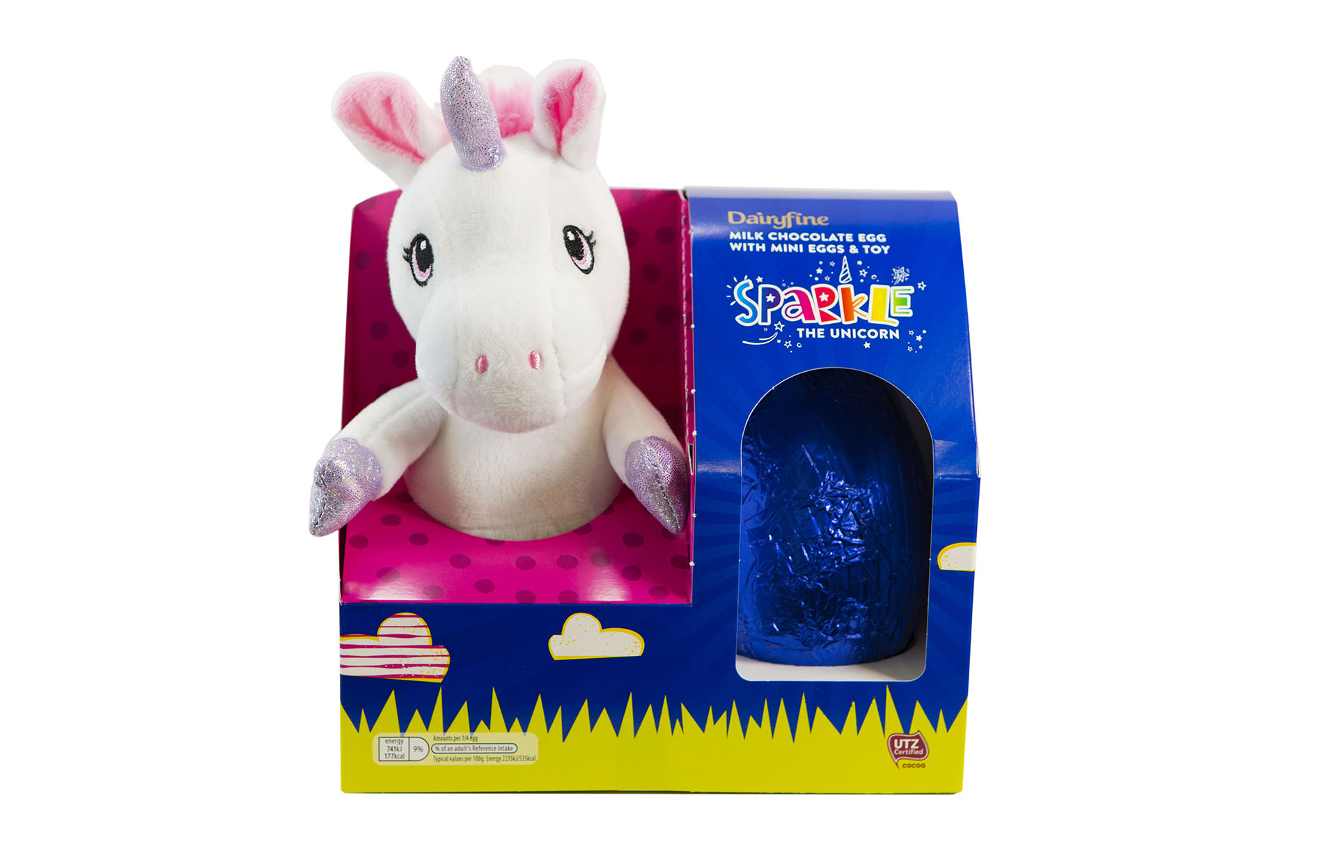 aldi unicorn dinosaur easter eggs