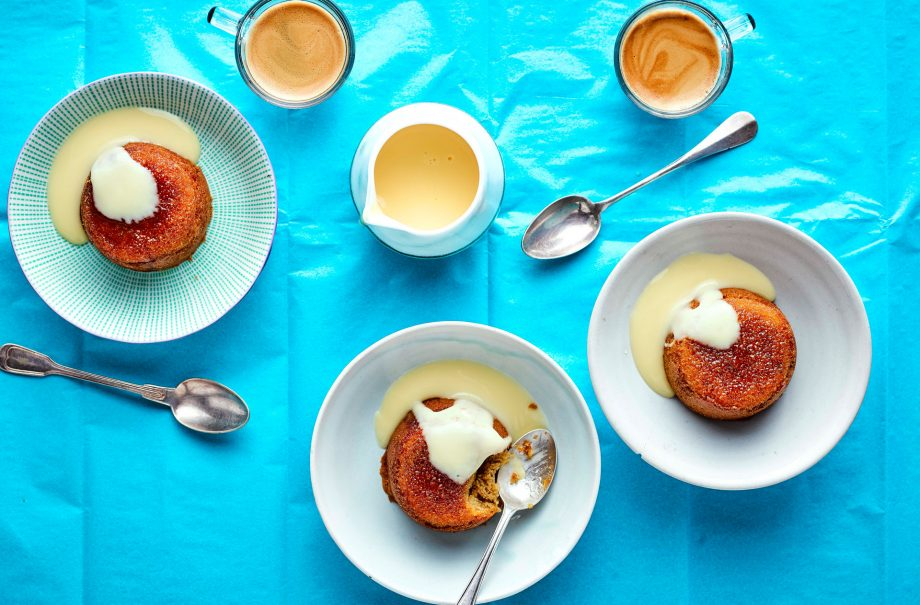 Pinch Of Nom Healthy Sticky Toffee Puddings