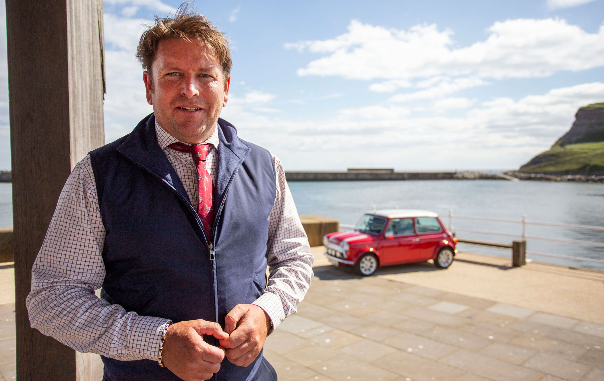 James Martin S Great British Adventure Everything You