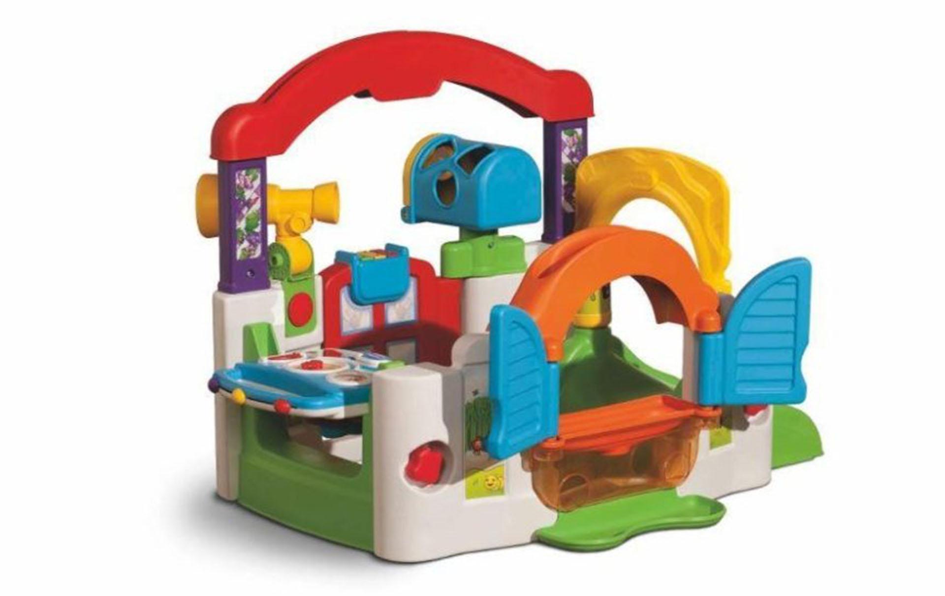 little tikes saftey warning garden play centre