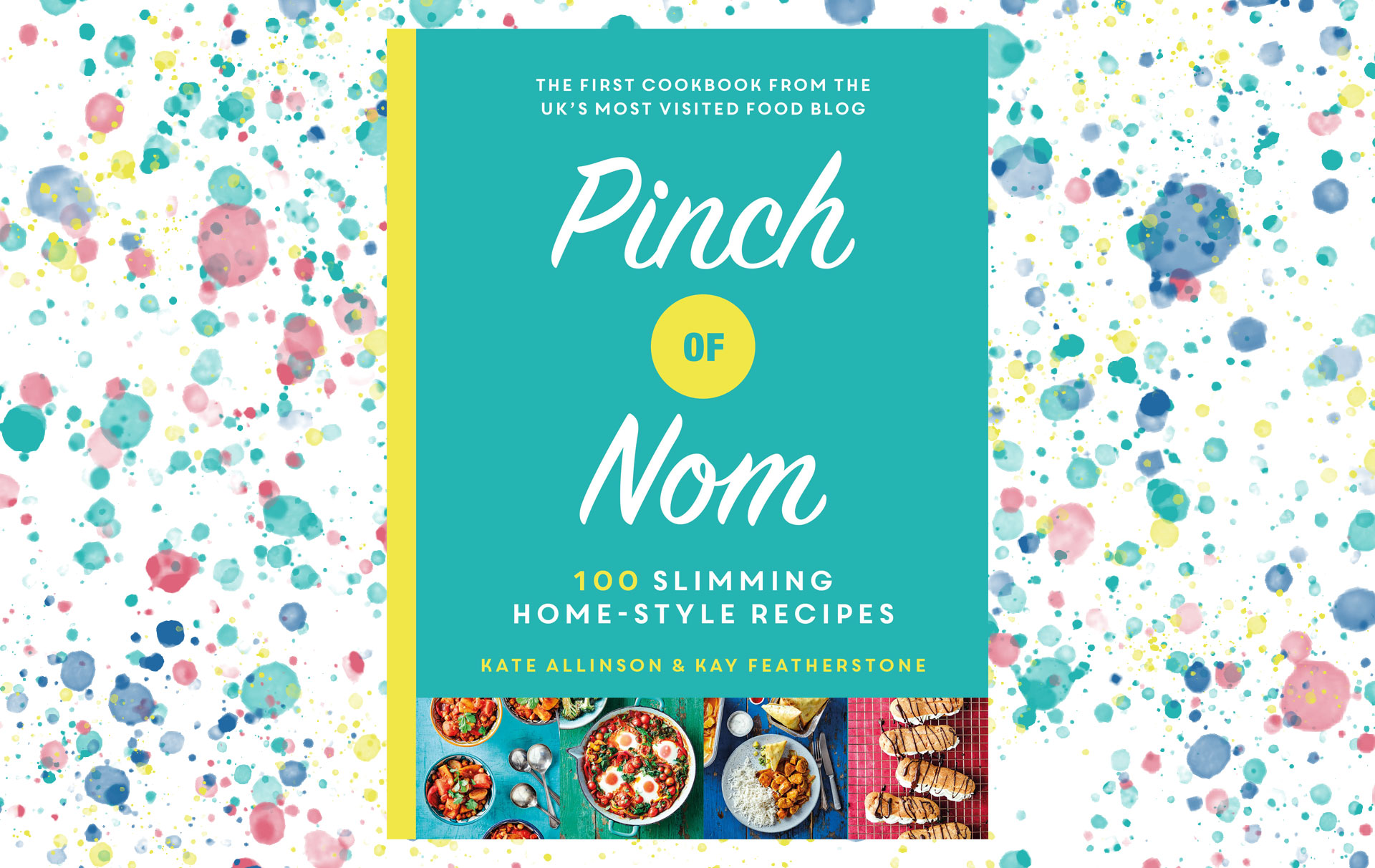 Pinch Of Nom Everything You Need To Know About The New Cookbook