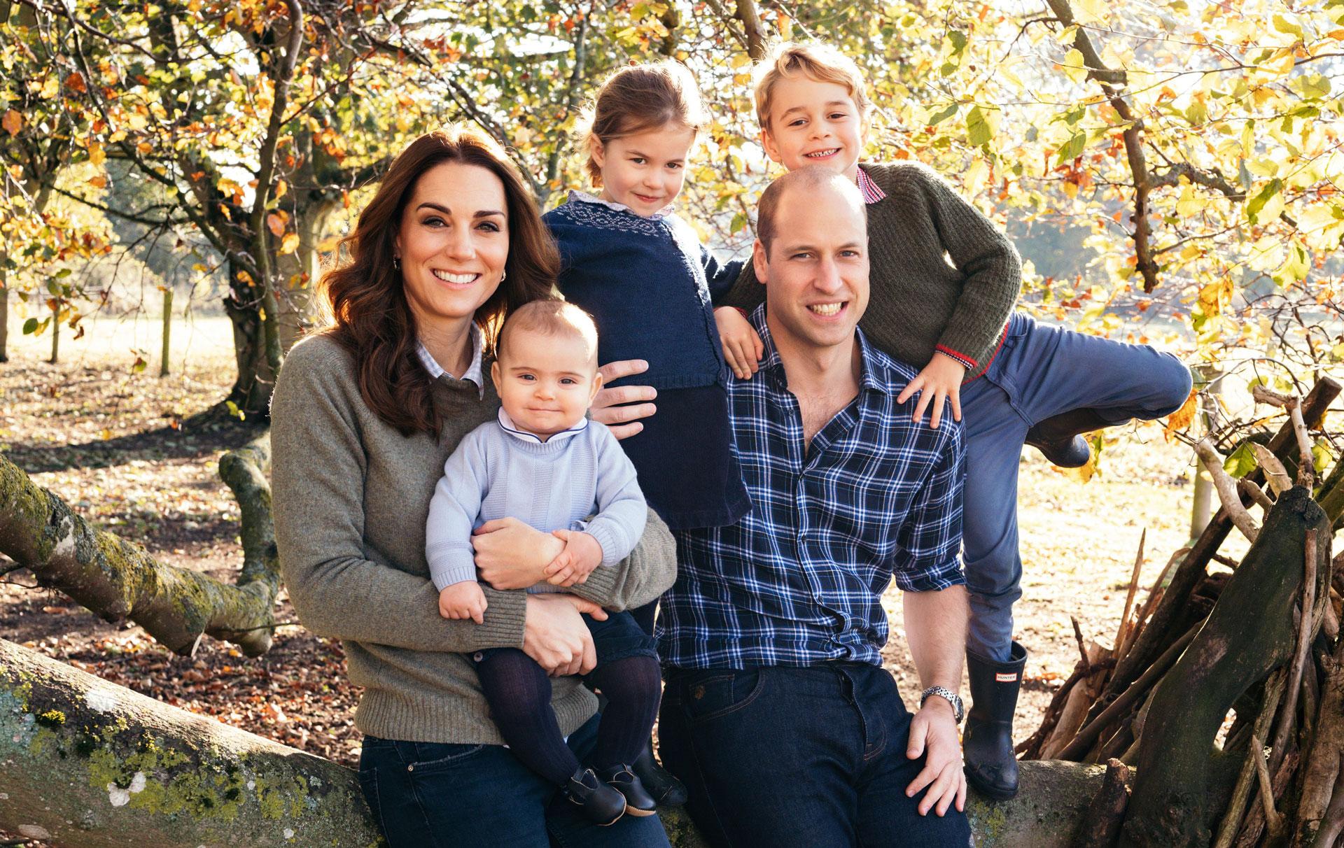 How Prince George Princess Charlotte And Prince Louis