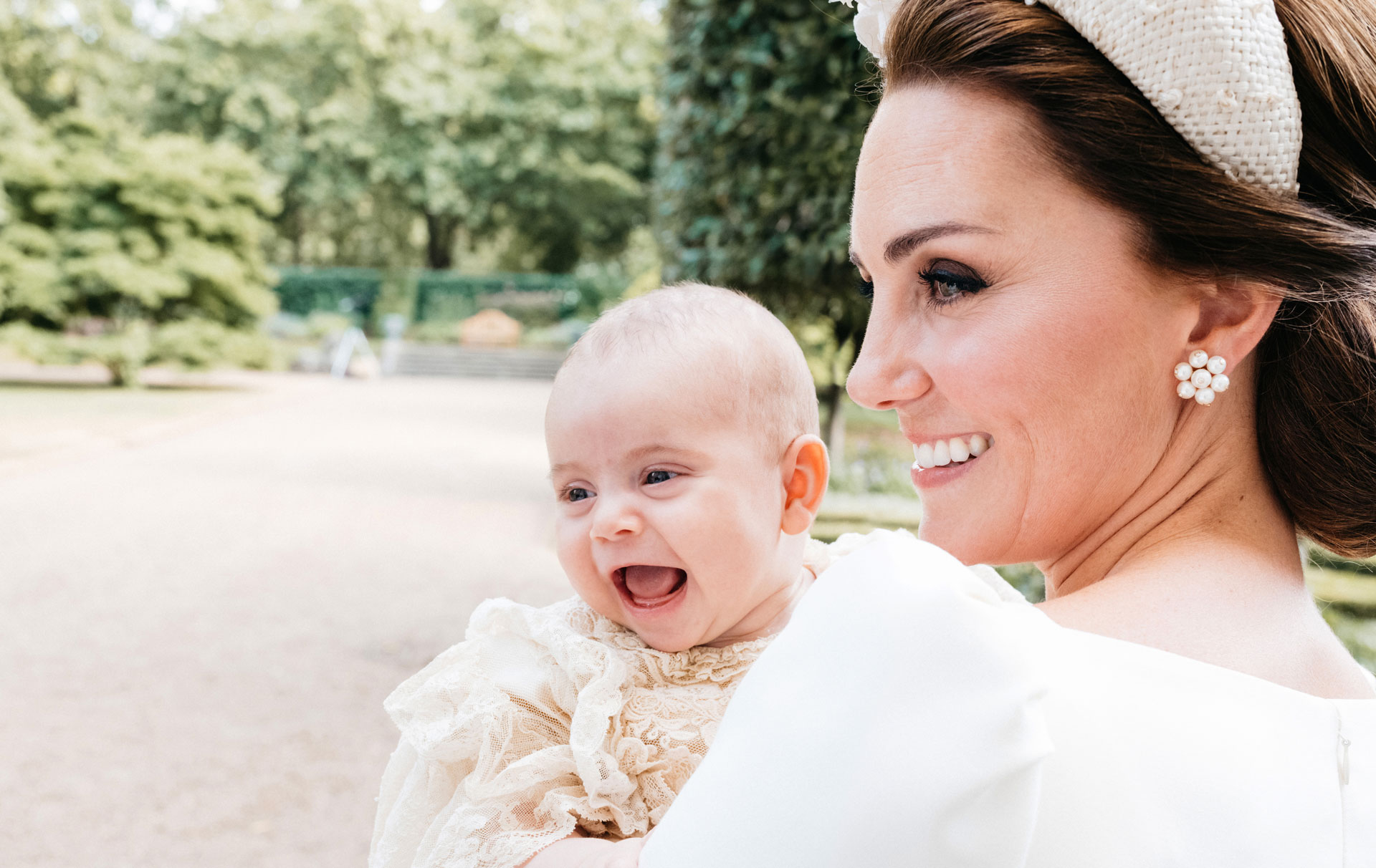 Duchess Cambridge Prince Louis Valentines