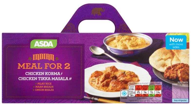 Asda Takeaway Feast Boxes Are Now Under A Fiver