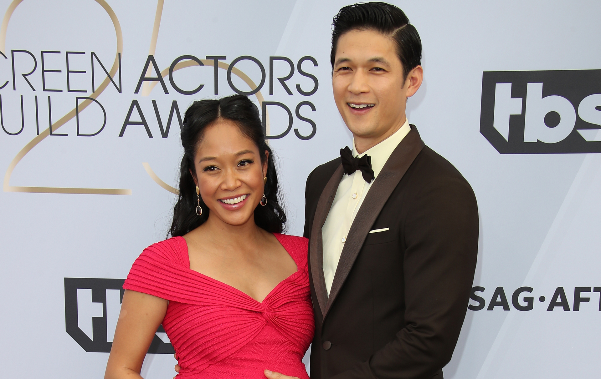 harry shum jr welcomes first child