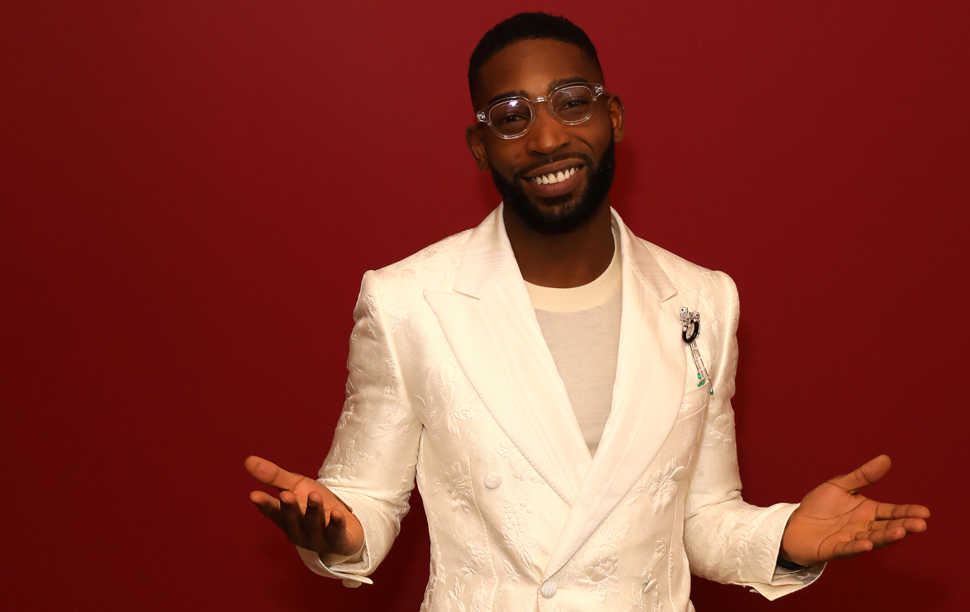 tinie tempah welcomes baby girl secretly