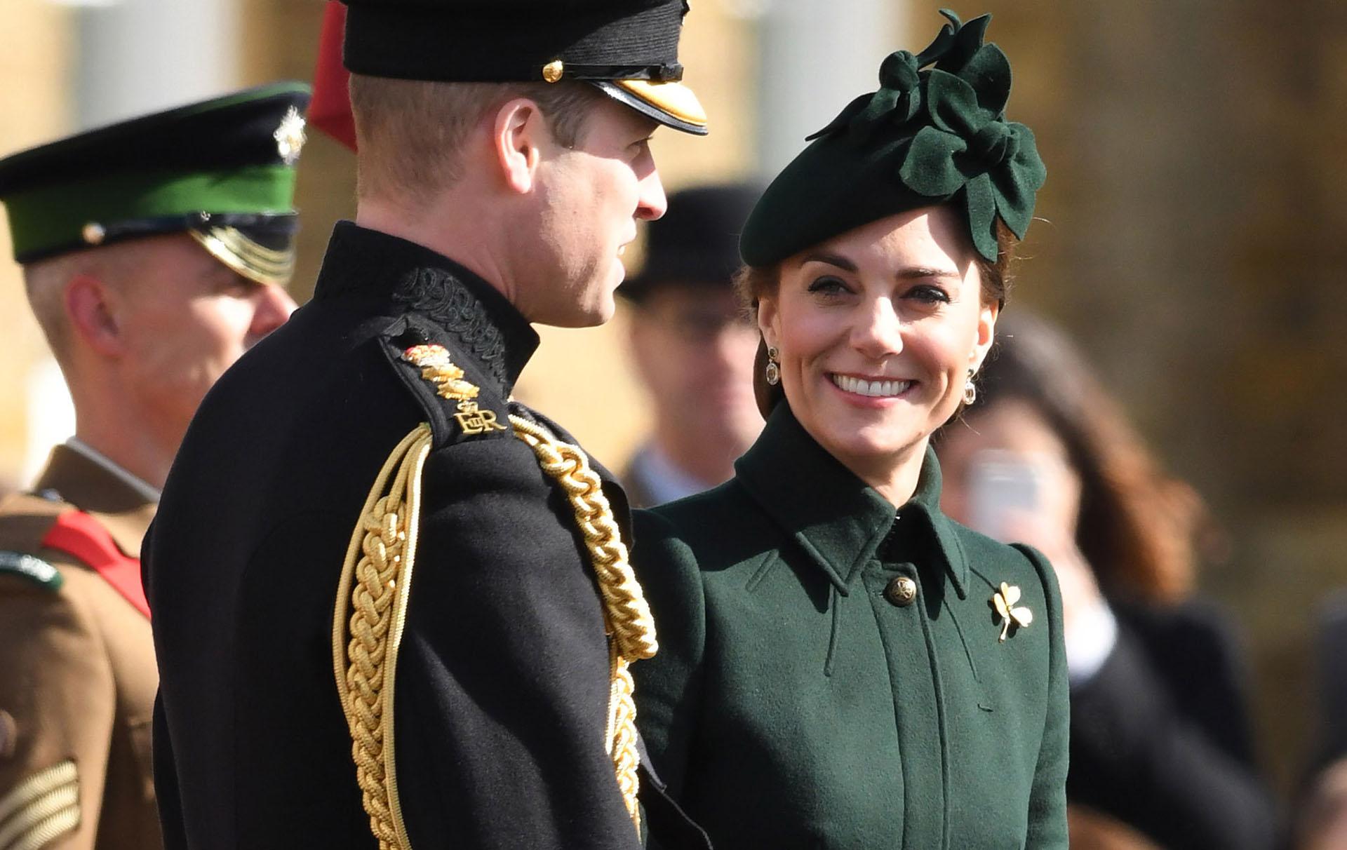 Kate Middleton stops pregnancy rumours