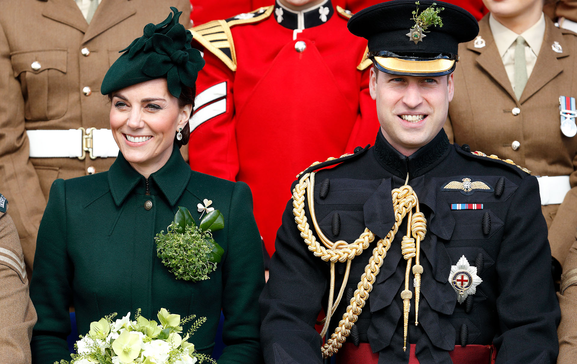 Kate Middleton stops pregnancy rumours