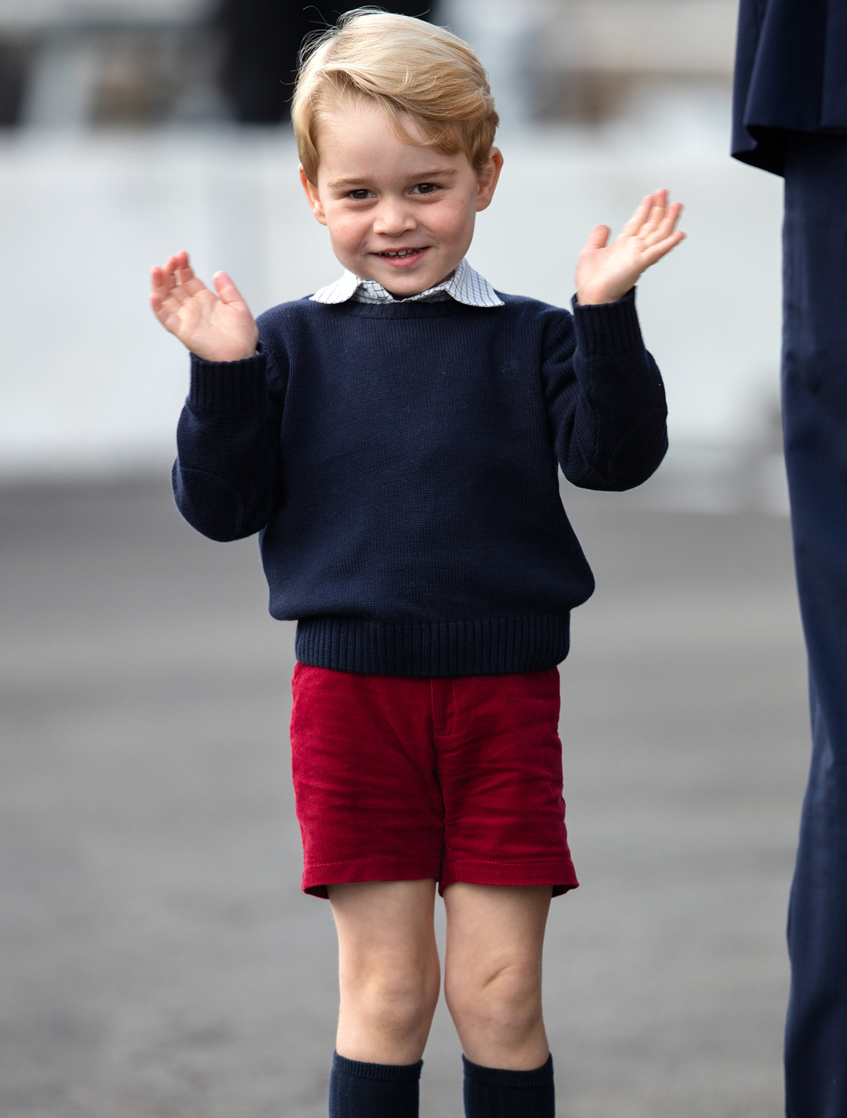 reason prince harry prince george never pictured together