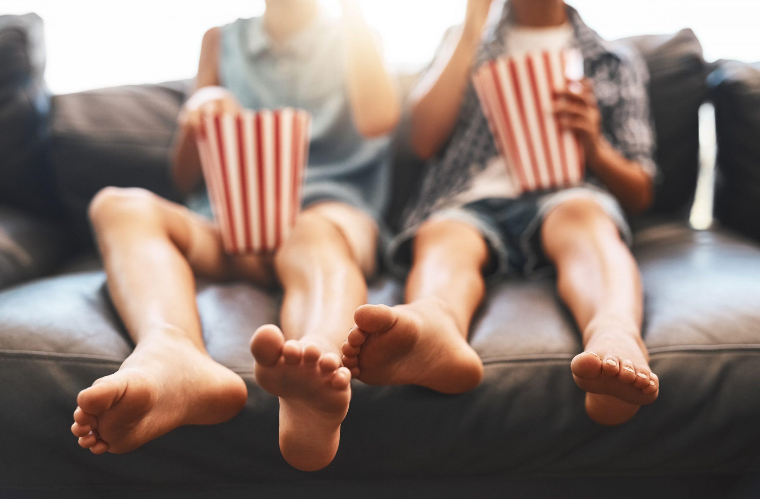 popcorn warning