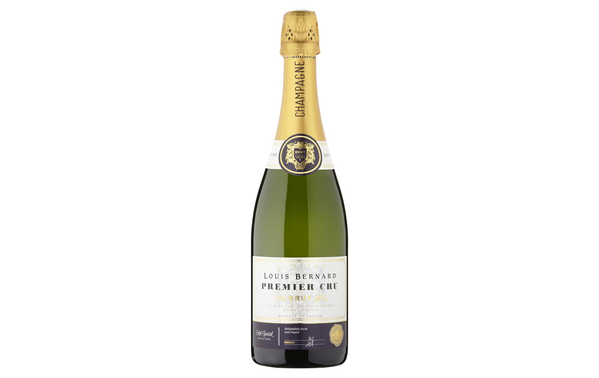 asda fizz wins best champagne