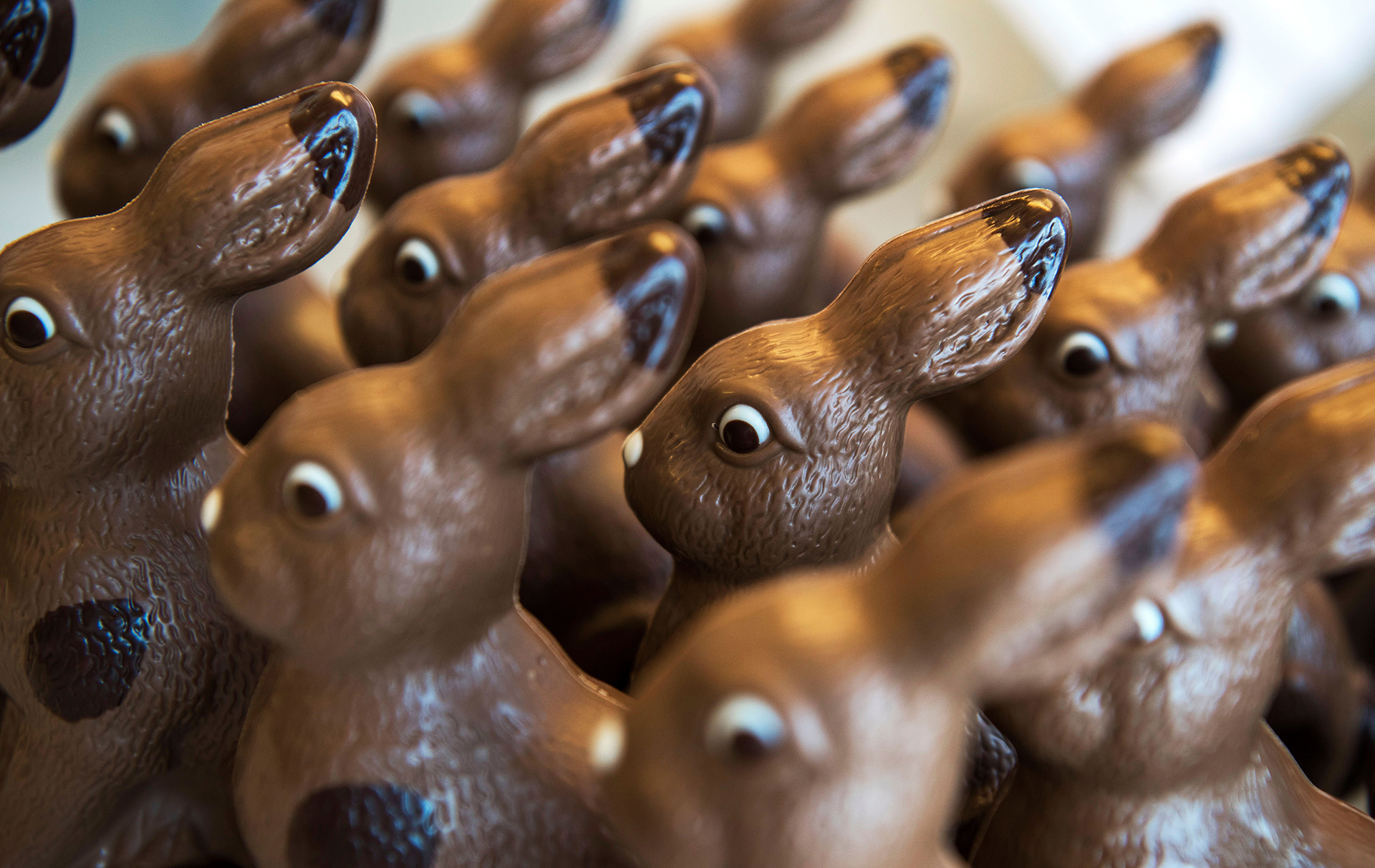 M&S's chocolate Easter bunny has gone viral thanks to its saucy pose
