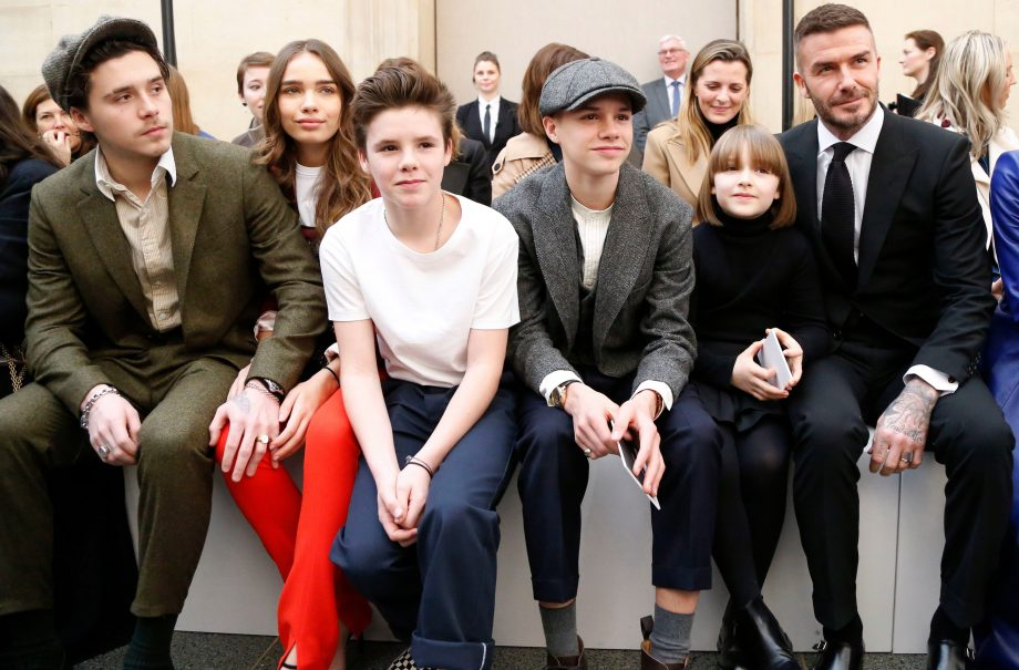 Harper Beckham looks almost unrecognisable in mum Victoria's new video series
