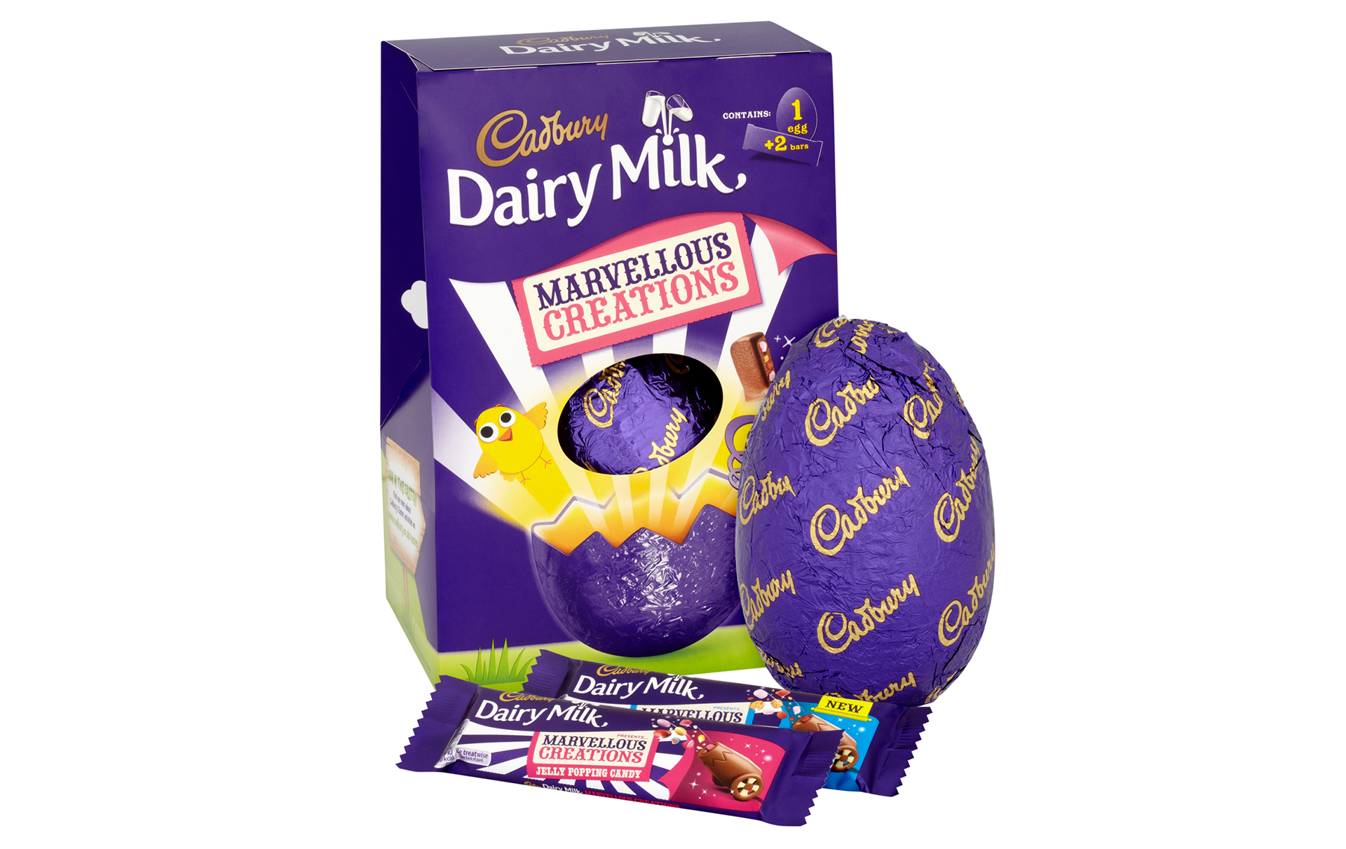 tesco branded Easter egg sale