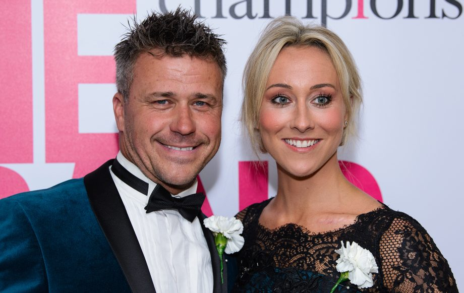 Craig Phillips and wife Laura