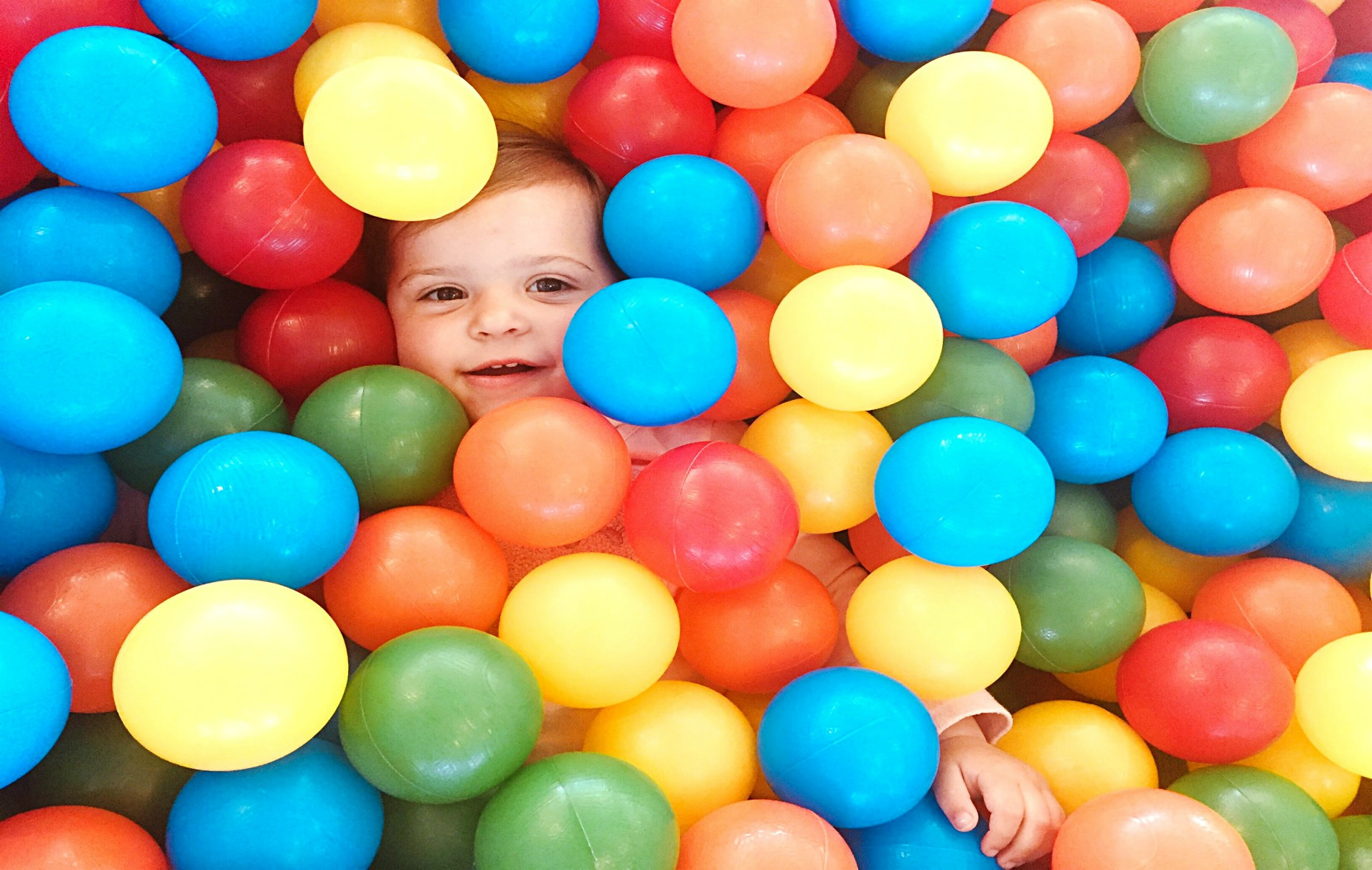 Filthy ball pits dangerous