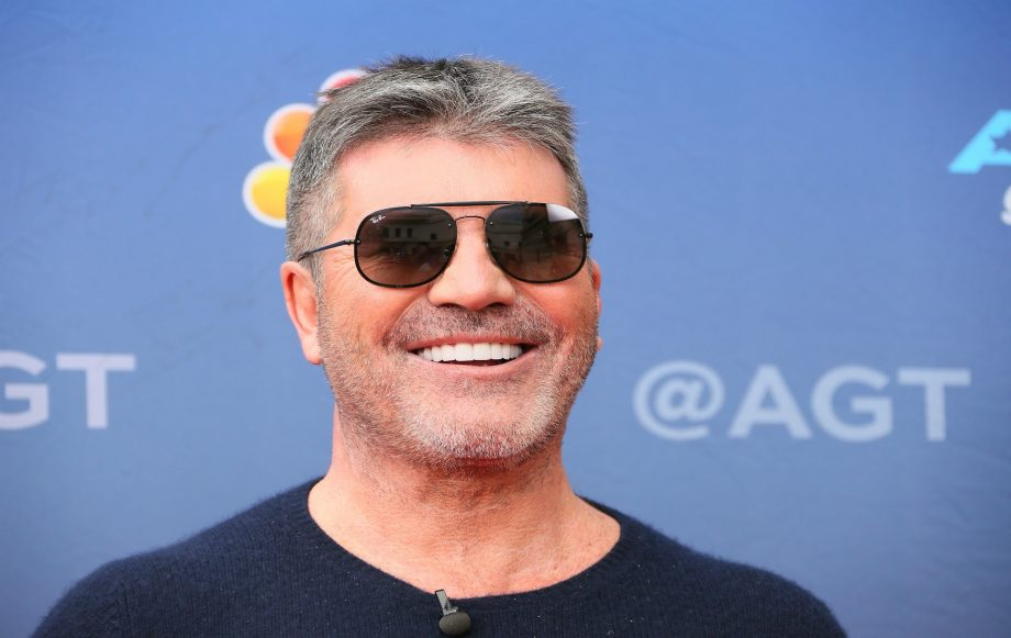 Simon Cowell adopts vegan diet