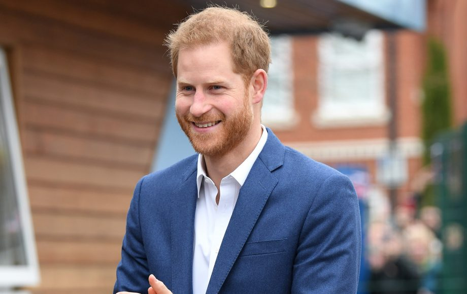 prince harry phone queen baby birth