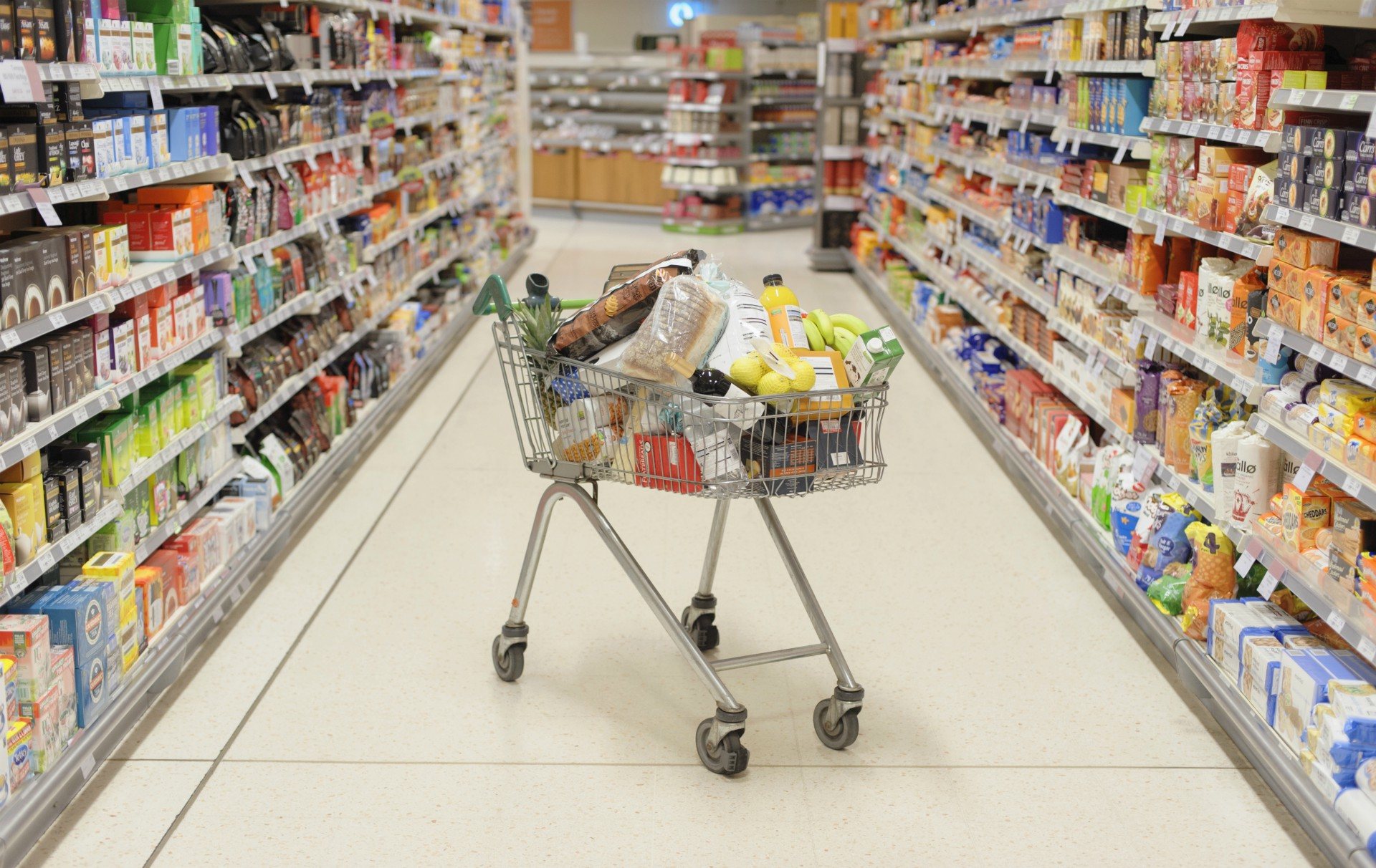 Supermarkets accused of secretly filming customer to record their shopping habits