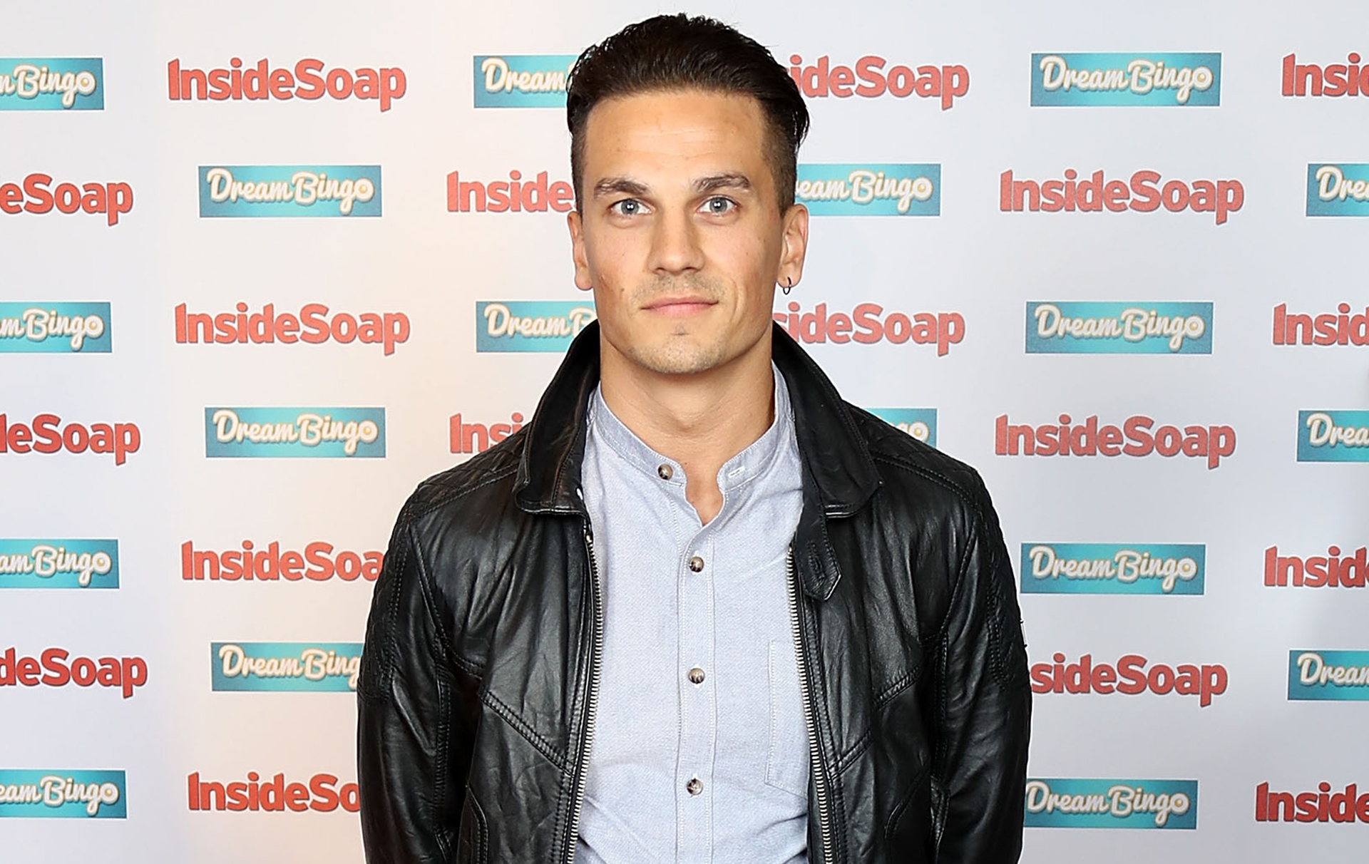 EastEnder's Aaron Sidwell has announced his engagement