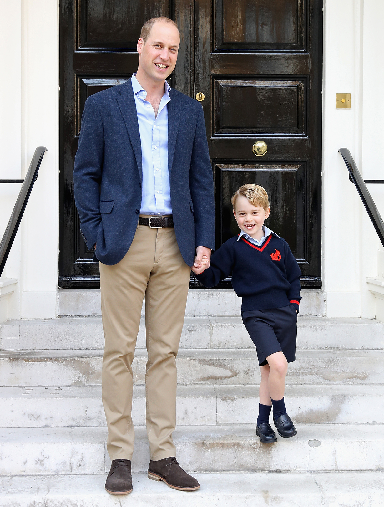 Prince George normal school life