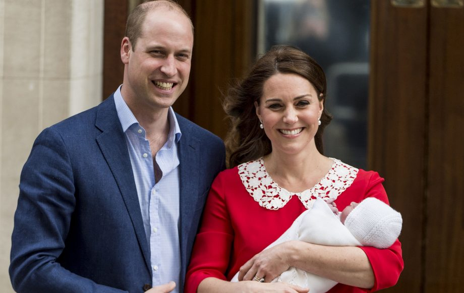 kate middleton special plans prince louis first birthday