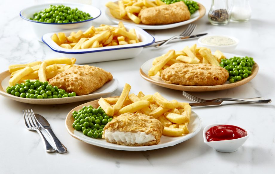 Iceland Fish & Chips Meal Deal