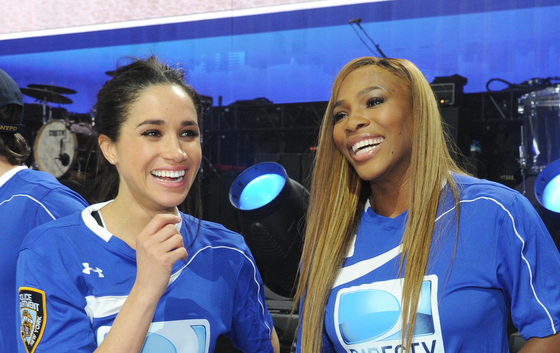 Meghan and Serena