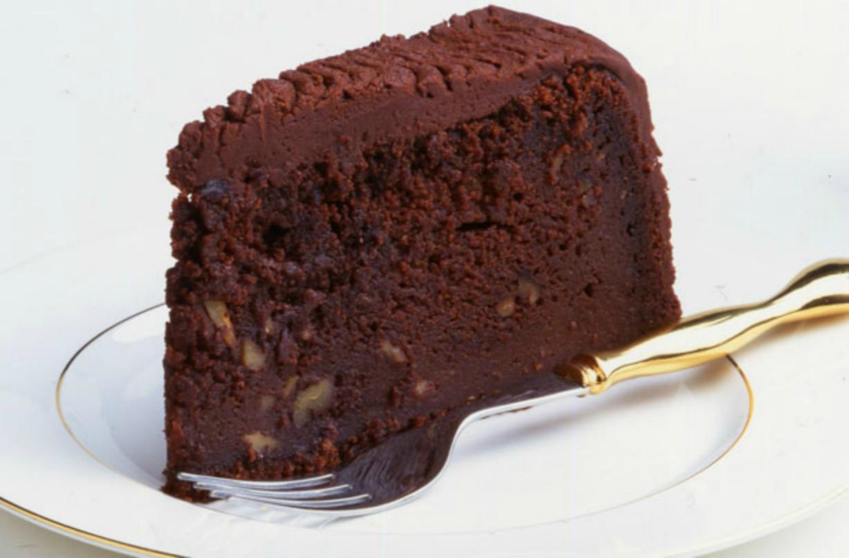Chocolate Coffee And Pecan Torte Dessert Recipes