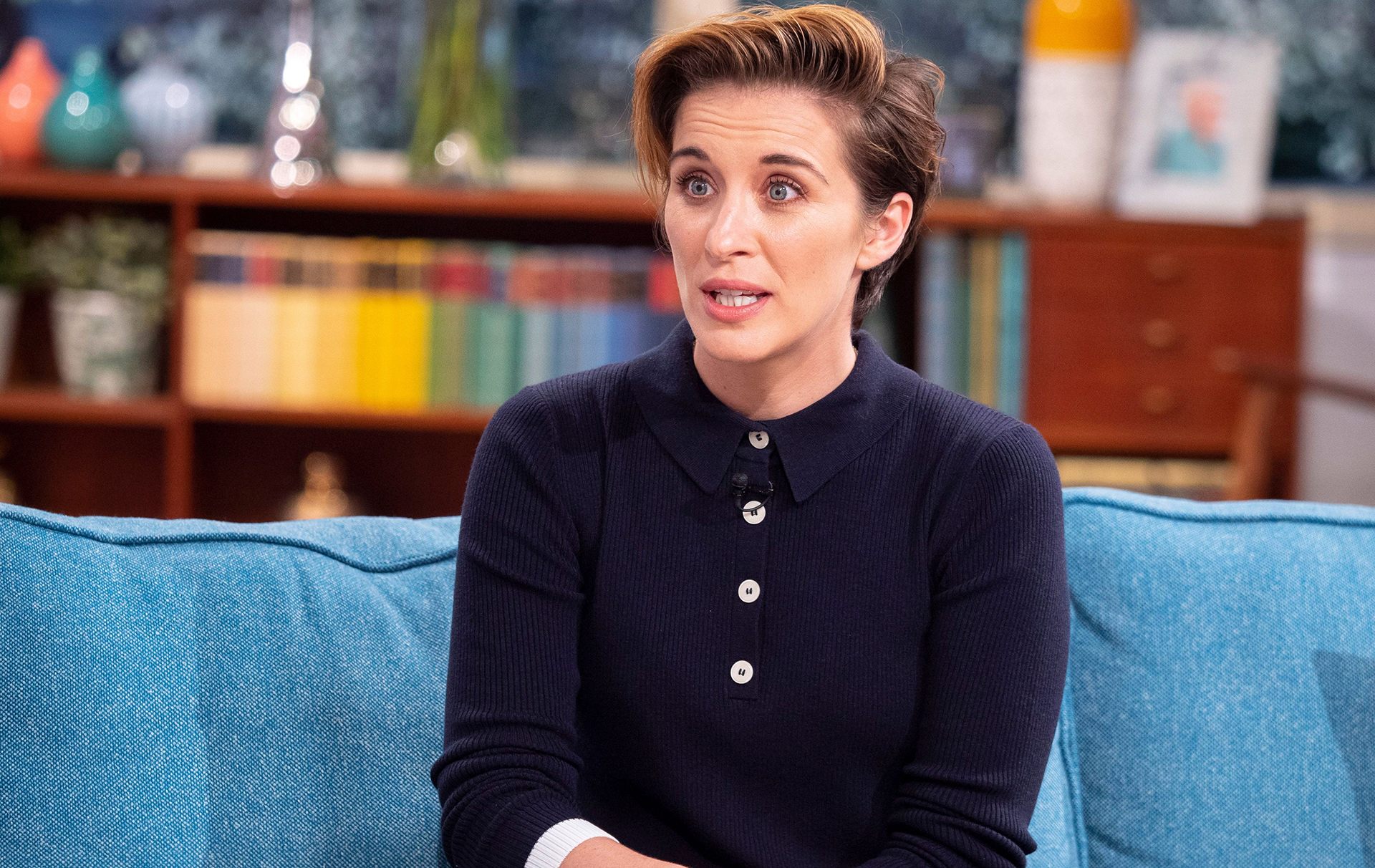 vicky mcclure grandmother dementia