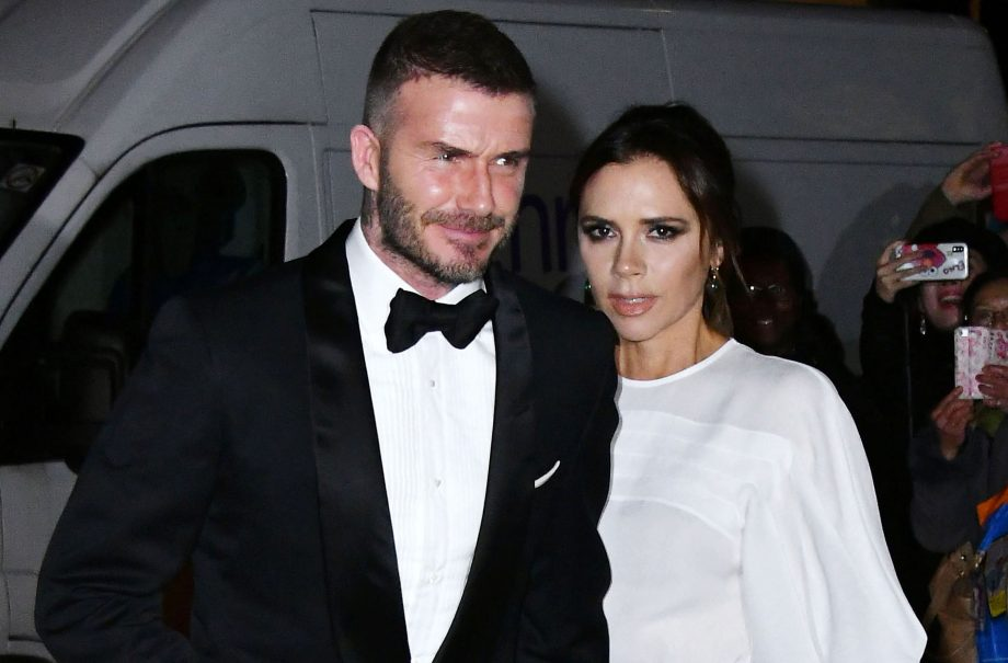 Victoria Beckham reveals she's become an aunt again