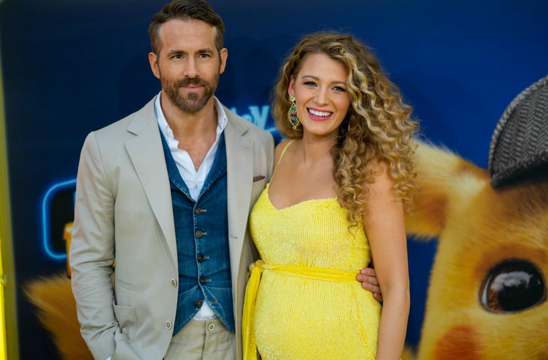 Blake Lively Ryan Reynolds pregnancy