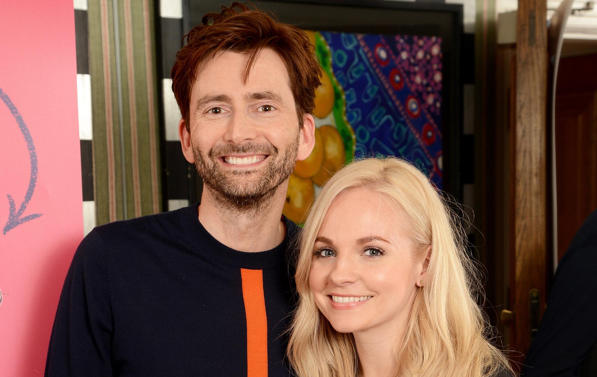 David and Georgia Tennant