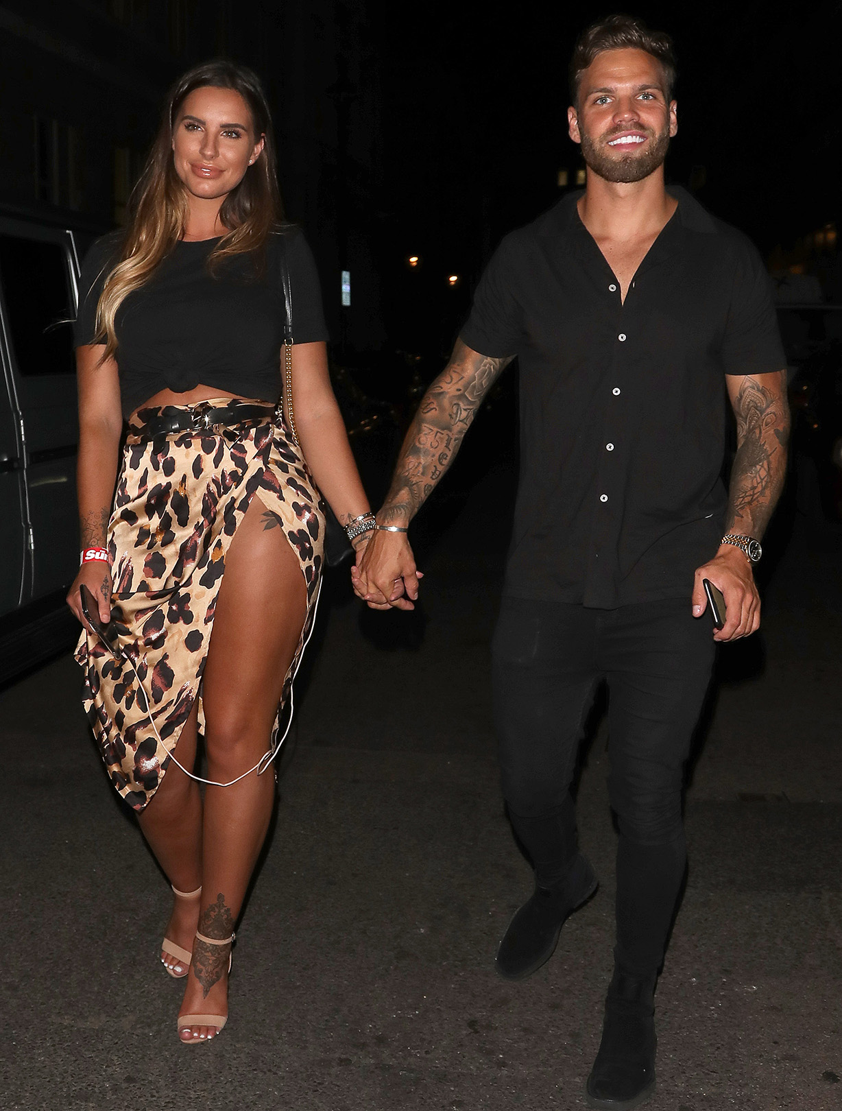 love island jess shears dom lever expecting first child