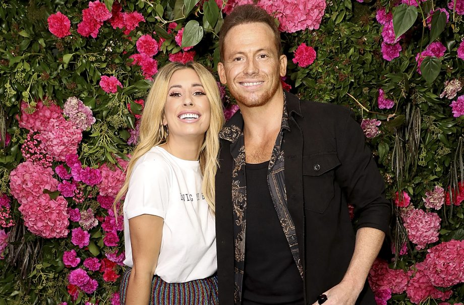 stacey solomon joe swash welcome first child together