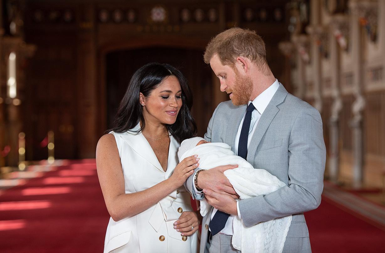 prince harry meghan markle baby royal title revealed