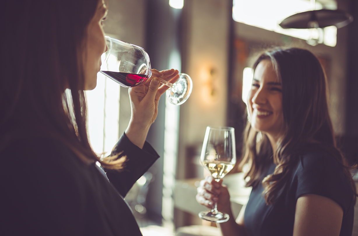red white wine preference personality traits